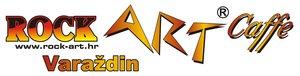 Rock Art caffe logo | Varaždin | Supernova