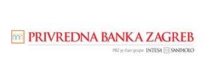 Privredna Banka Zagreb ATM logo | Varaždin | Supernova