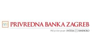 Privredna Banka Zagreb Bankomat logo | Varaždin | Supernova